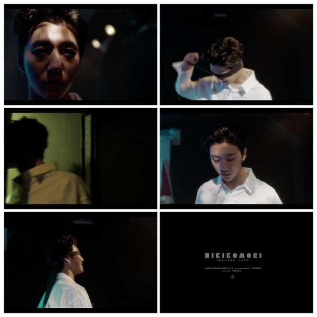 방용국, 20일 B.A.P 탈퇴 후 첫 싱글 히키코모리 발표