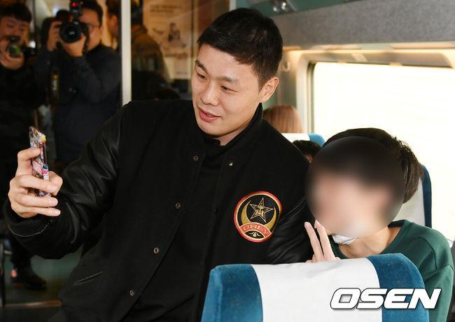 [사진]조성민, 팬에게 더 다정한 남자
