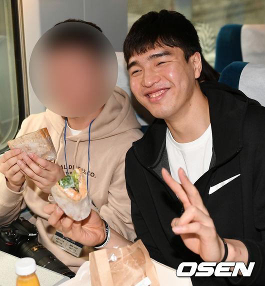 [사진]김종규, 해맑은 미소