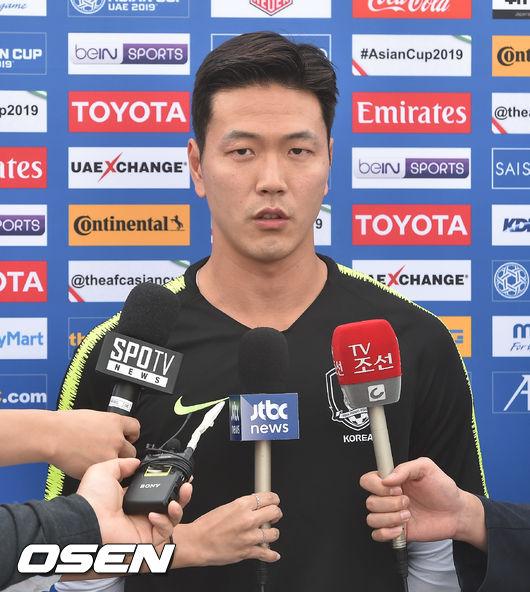 태연한 김영권, 광저우 2군? 1군이지만 경기에 못 나오니 인정한다