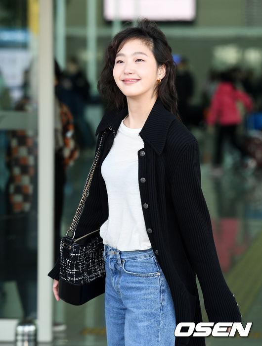[사진]김고은, 파리로 떠나요