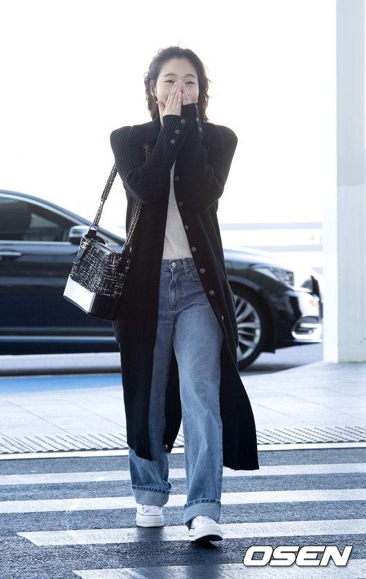 [사진]김고은, 갑자기 추워진 날씨에