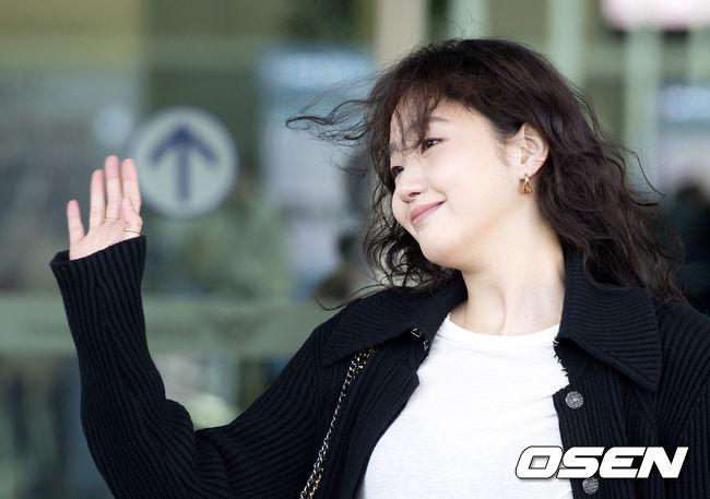 [사진]김고은, 미소가 아름다워