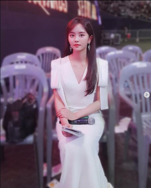 김소현, 순백의 여신..청순함 그 자체  [★SHOT!]