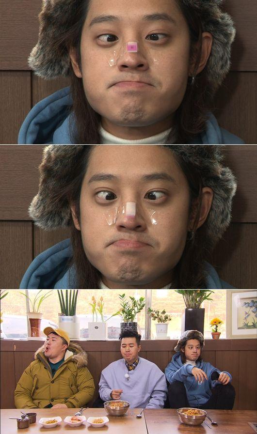 1박2일 정준영, 지니어스 막내 4차원 얼굴낭비..대폭소[Oh!쎈 컷]