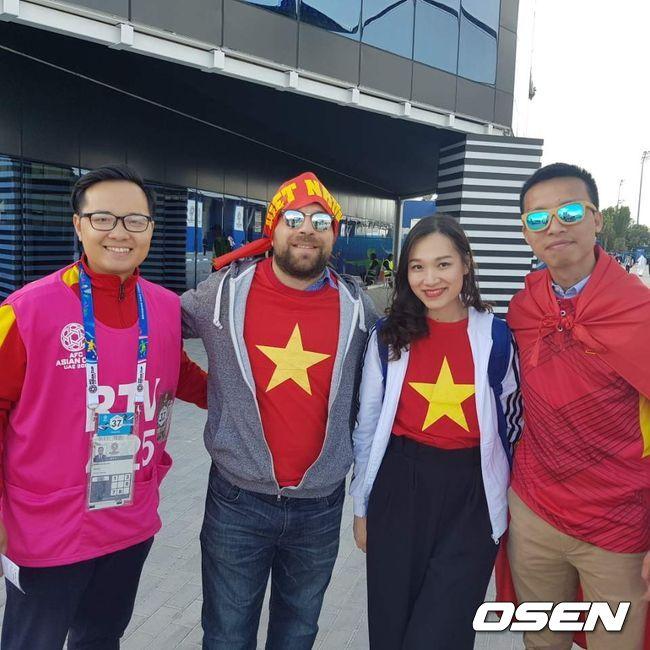 박항서호 응원 나선 베트남팬들, 8강 가면 상대는 일본 원해