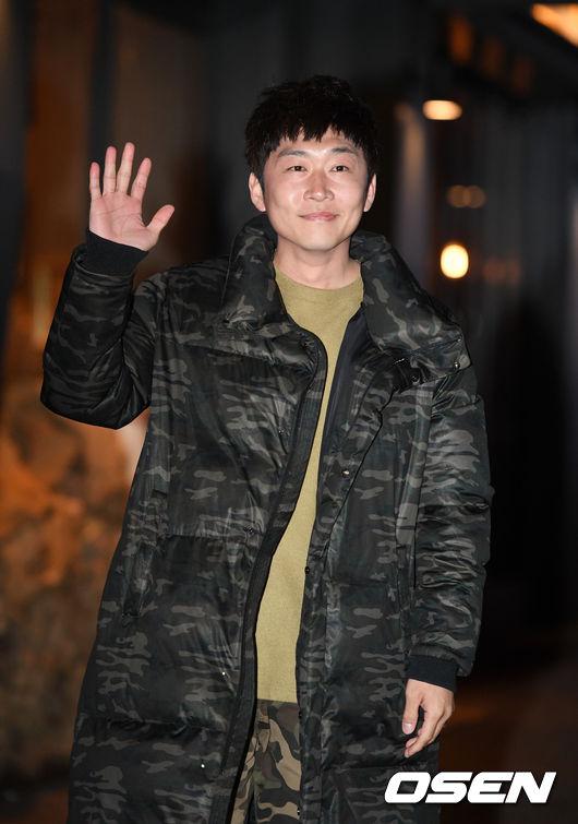 [사진]연제욱, 프리스트 종방연 참석