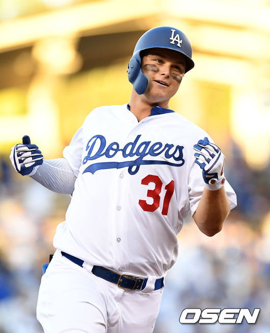 LA 다저스-화이트삭스, 작 피더슨 트레이드 논의