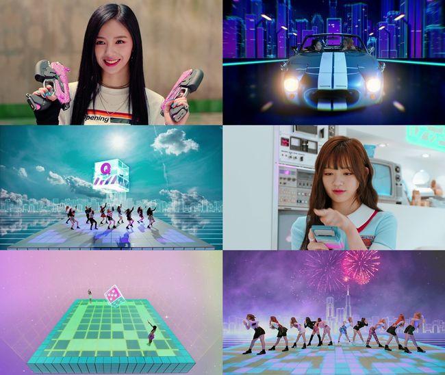 체리블렛, 데뷔곡 'Q&A' MV 100만 뷰 돌파 뜨거운 관심