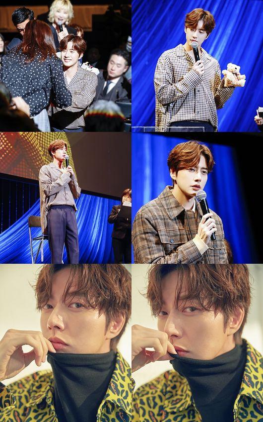 박해진, 日서 밸런타인데이 팬미팅 개최 '팬들과 약속 지킨다'