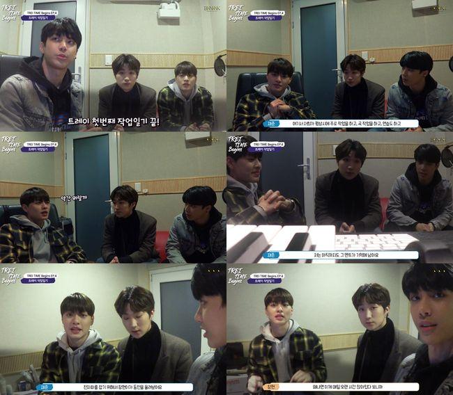EXID 남동생 그룹 트레이, 데뷔 앞두고 자작곡 일부 공개 기대 UP