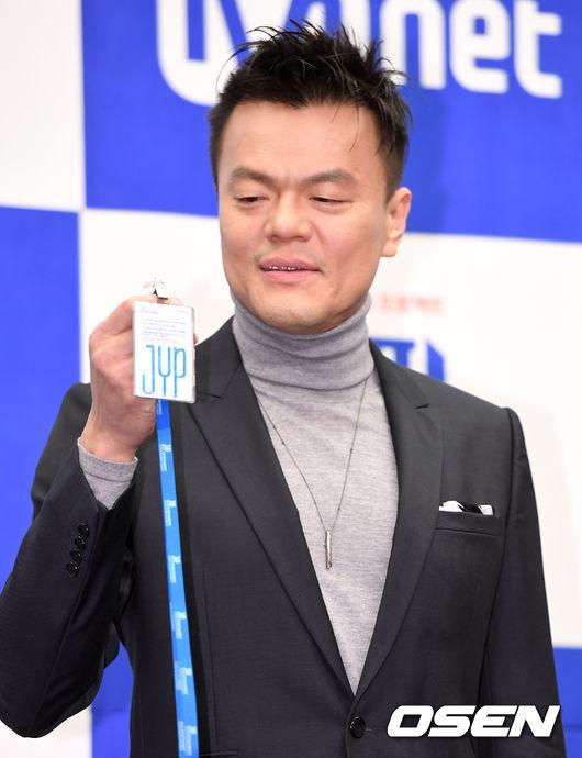 시가총액 1조원..슈퍼인턴 JYP 박진영의 노블레스 오블리주(종합)[Oh!쎈 현장]
