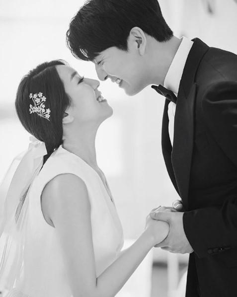 이필모♥서수연 결혼, 연애 예능 최초 부부→이지안팬들 쏟아지는 축하[Oh!쎈 이슈]