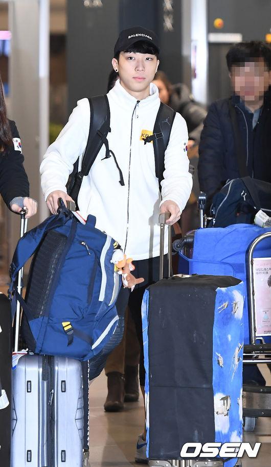 [사진]김건우,금메달 따고 돌아왔어요