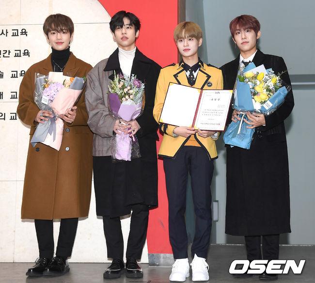 [사진]이대휘,브랜뉴보이즈 멤버들과 함께