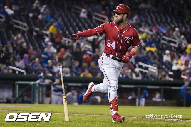 MLB.com, NYY 하퍼 영입 시 예상 라인업과 문제점 동시 언급