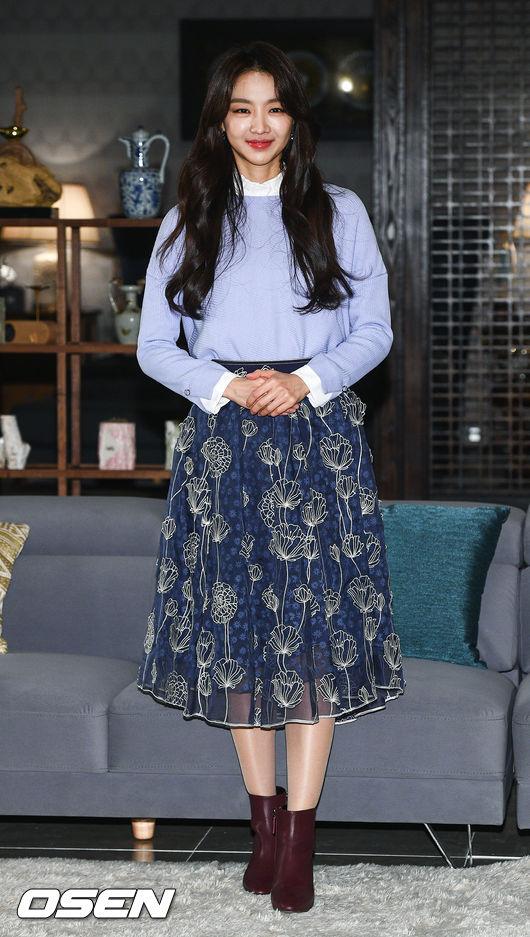[사진]바벨 장희진,단아한 미모