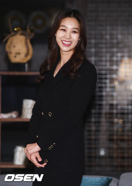 [사진]바벨 장신영,유쾌한 미소