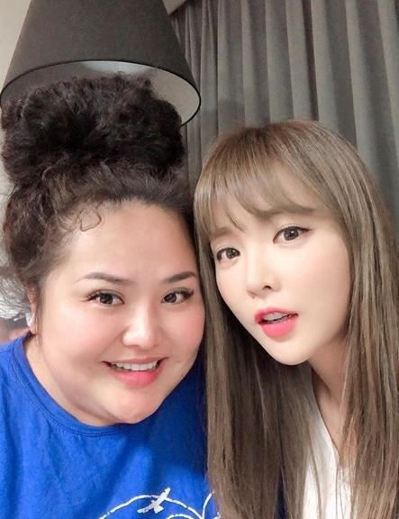 미우새 홍선영, 다이어트 돌입·홍진영 응원 살 좀 빠졌나요? [★SHOT!]