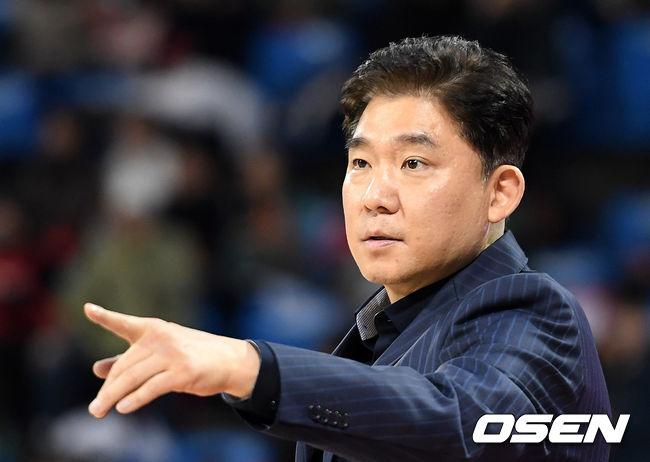 [사진]김승기 감독,패배는 없다