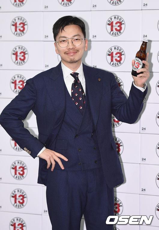 [사진]이동휘,저랑 맥주 한잔 하실래요?