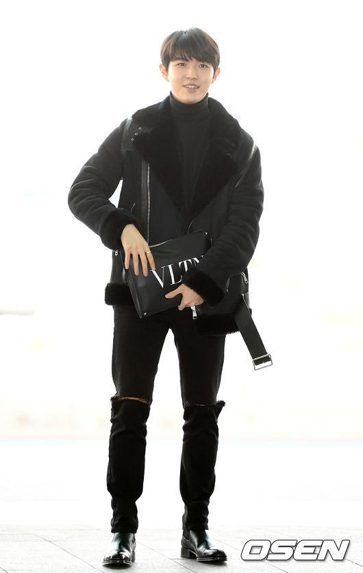 [사진]김재환,완벽한 올블랙