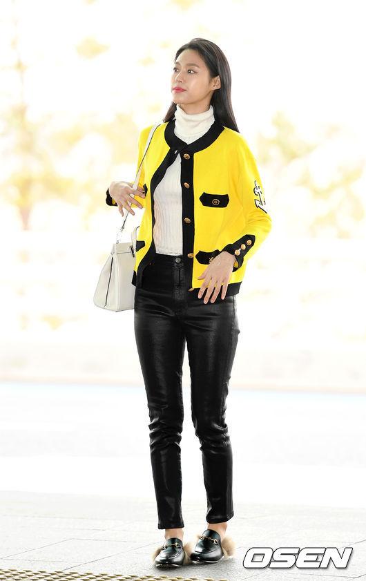 [사진]설현,사랑스러운 옐로