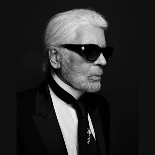 패션의 전설 칼 라거펠트, 건강악화로 85세에 세상 떠났다[종합]