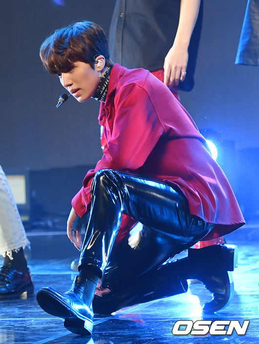 [사진]SF9 찬희,노력형 춤신