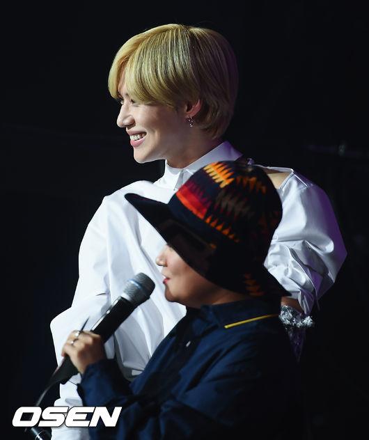[사진]컴백 앞둔 샤이니 태민,빛나는 미소