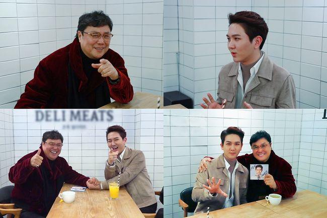 남자 홍진영 김수찬, 스승 남진 만났다...진심 조언에 감동 폭발