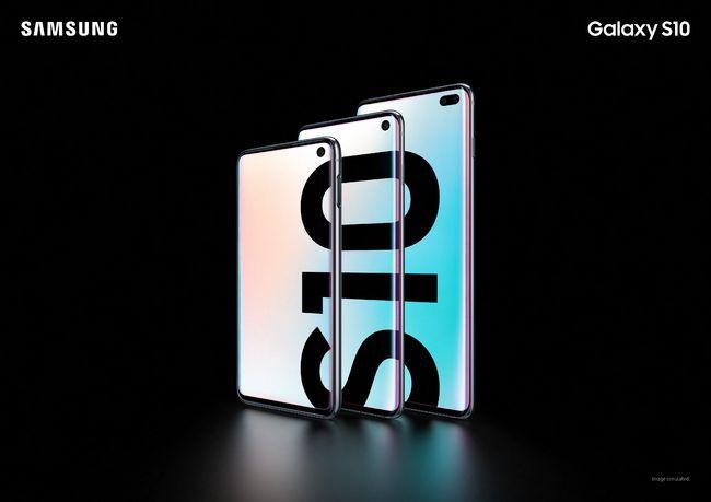 삼성전자갤럭시S10' 25일부터 사전 판매,105만6000원부터
