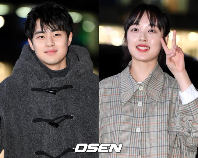 김보라♥조병규, 데이트 현장 포착→2차 열애설..양측 확인 중 [공식입장]