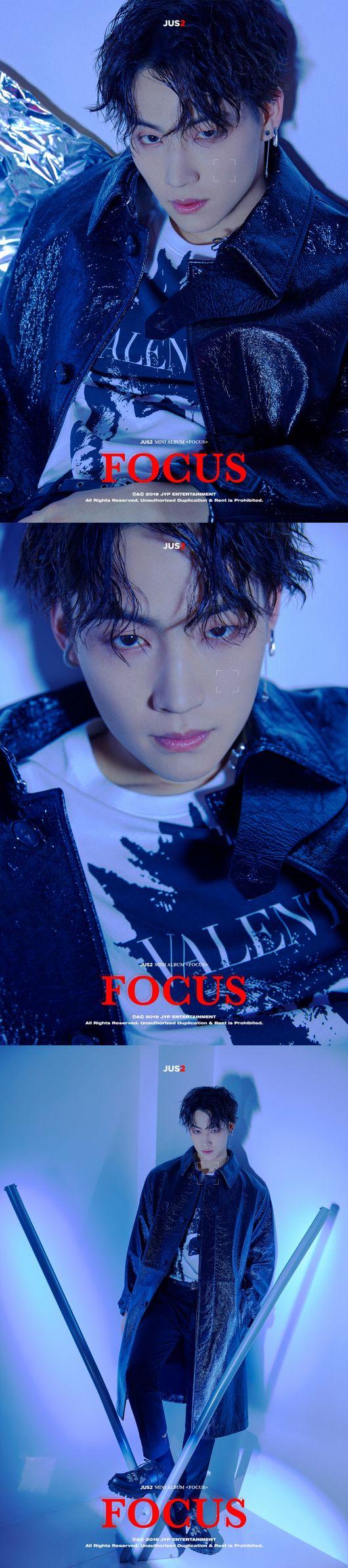 갓세븐 새 유닛 Jus2 JBX유겸, 개인 티저 공개 차가운 야성미