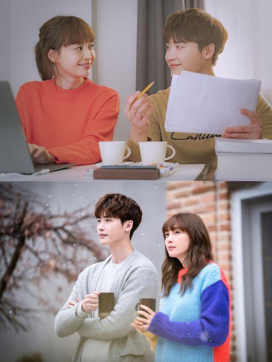 이나영♥이종석 로맨스는 별책부록 후반부, 로맨스 텐션 높아질 것 인터뷰