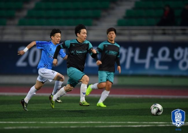 생활축구팀, 대학-K3 팀 맞아 FA컵 3라운드행 도전