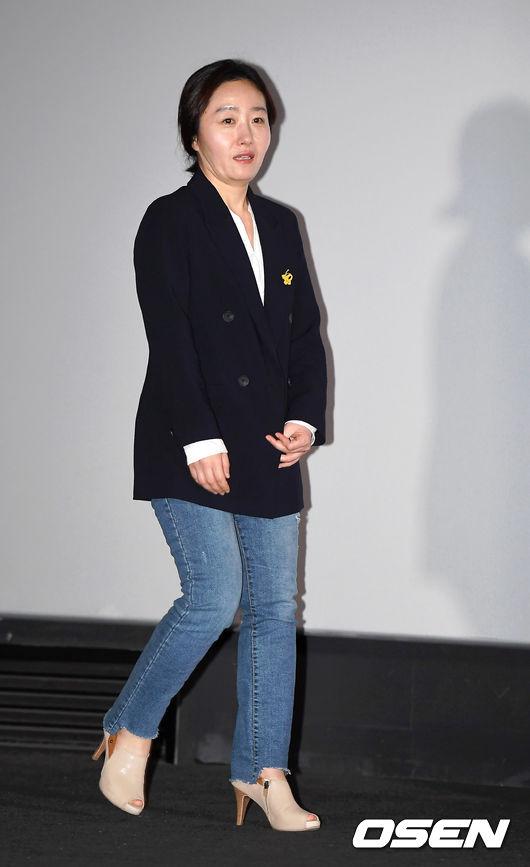 [사진]이종언 감독,긴장되는 발걸음