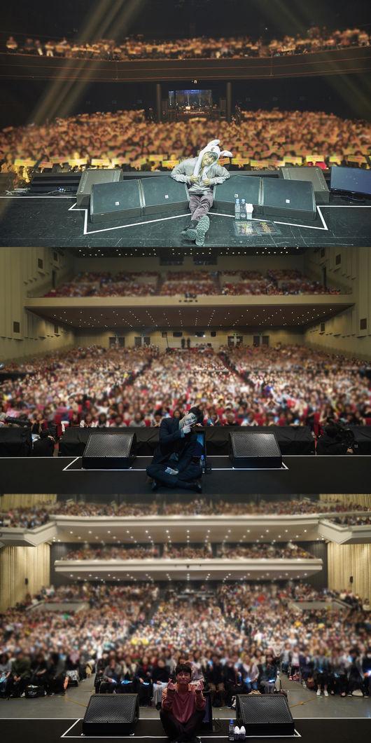 서인국, 토크+라이브로 오사카 팬콘서트 성료..新 한류왕자 등극 [공식]