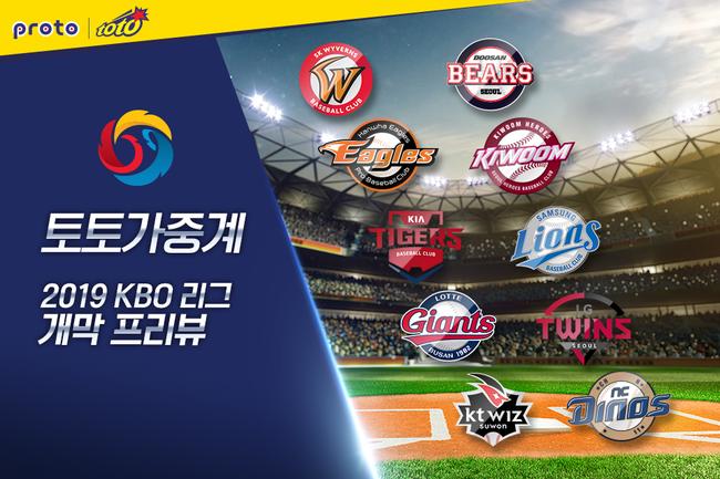 스포츠토토 공식 페이스북, 미리 보는 2019 프로야구 판도 화제