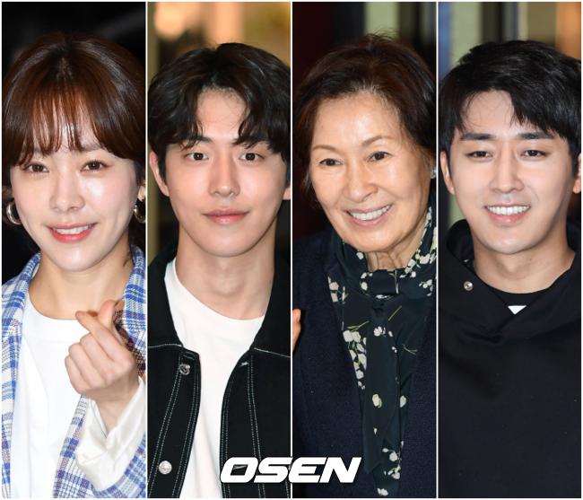 한지민·김혜자에 남주혁·손호준까지..비 와도 종방연은 눈이 부시게 [종합]