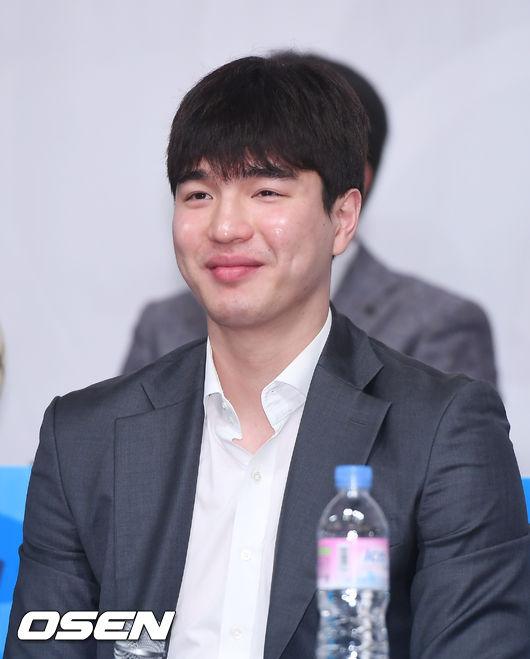 [사진]김종규,여유 있는 미소