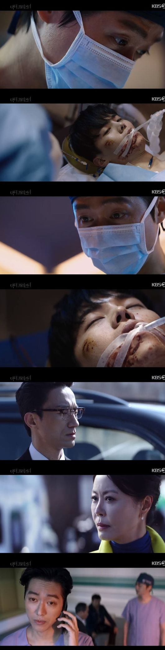 닥터 프리즈너 남궁민, 목숨 위태로운 박은석에 살려달라고 애원해봐[Oh!쎈리뷰]