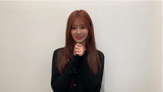 아이즈원 김민주, 프로듀스 X 101 참여한 소속사 연습생들 응원