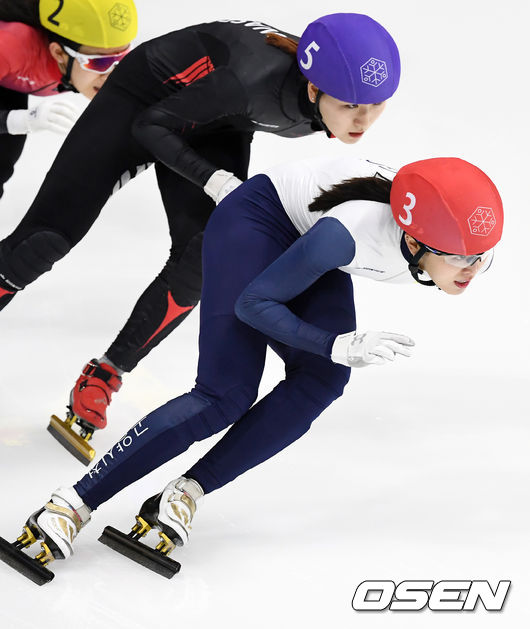 김아랑-황대헌, 쇼트트랙 2019-2020시즌 국가대표 선발전 우승