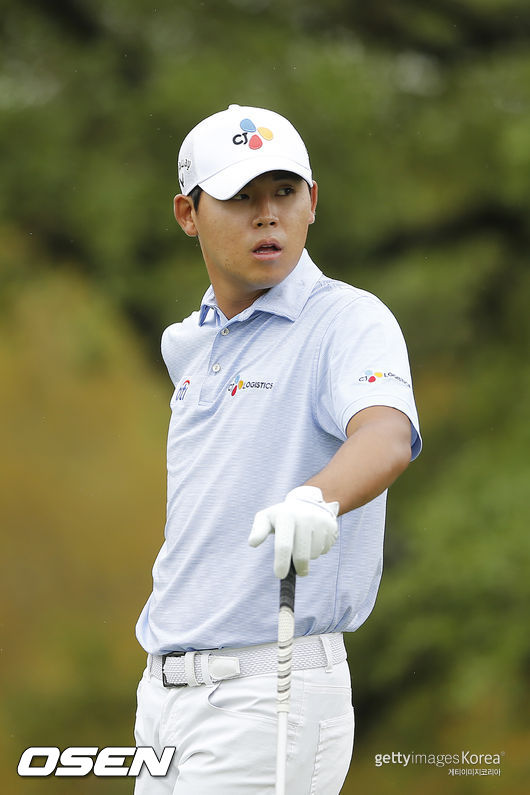 '아쉬운 3번홀 티샷 실수' 김시우, PGA 투어 발레로 텍사스 오픈 공동 4위