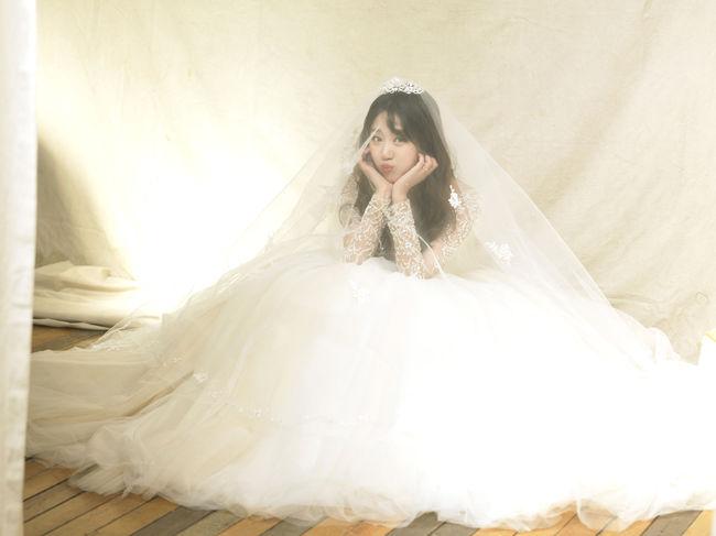 [사진] 차유나 아나운서 웨딩 화보