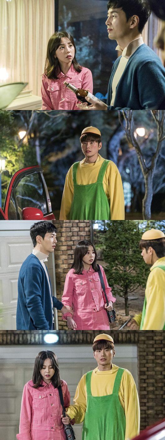 JTBC 월화드라마 '으라차차 와이키키2' 이이경 안소희 스틸 컷