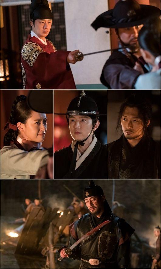 [사진] SBS 월화드라마 '해치' 이인좌의 난 스틸 컷