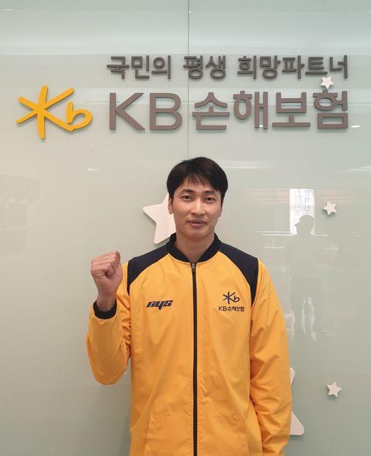 """""""새로운 마음으로"""" 김학민, 대한항공 떠난다...KB손해보험行 [오피셜]"""