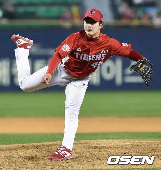 [사진]퓨처스 제로맨 장지수,오늘도 1.1이닝 무실점